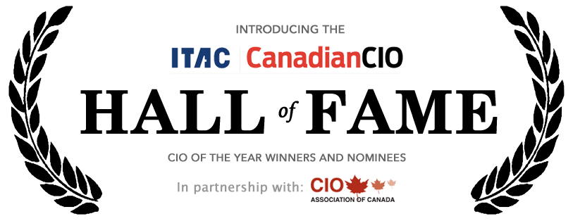 Hall Of Fame - Canadian CIO  of the Year